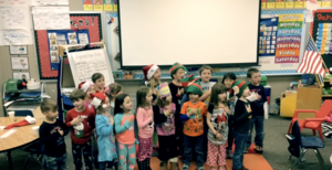 EEE News Presented by Mrs. Davis' Kindergarten Class
