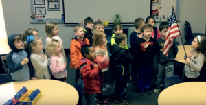 EEE News Presented by Mrs. Hill's Kindergarten class