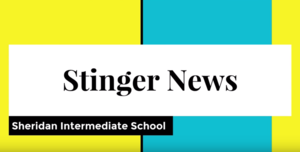 SIS Stinger News - Jan. 16, 2017