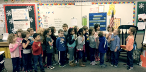 EEE News with Mrs. Stinnett's Kindergarten Class