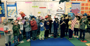 EEE News with Mrs. Williamson's Kindergarten Class