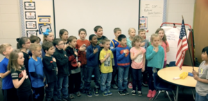 EEE News Presented by Mrs. Bibb's 2nd grade