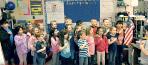 EEE News with Mrs. Hicks' 2nd Grade Class