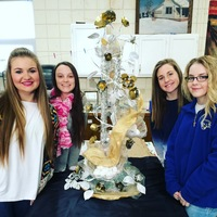 SHS Design Team Wins Several Awards at the Arkansas Flower and Garden Show