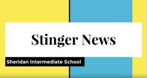 Check out SIS Stinger News - Aug. 29, 2016
