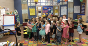 Check Out EEE News with Mrs. Ellis 1st Grade Class