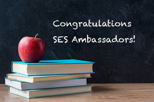 SES is excited to announce this year's ambassadors!