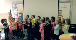 EEE News Presented by Mrs. Kilburn's Kindergarten Class