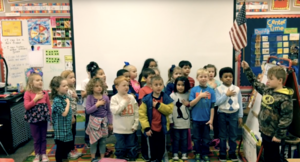 EEE News Presented by Mrs. Dalton's Kindergarten Class