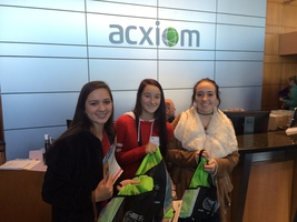 3 SHS Students Attend #ARKidsCanCode - Girls of Promise Coding Summit