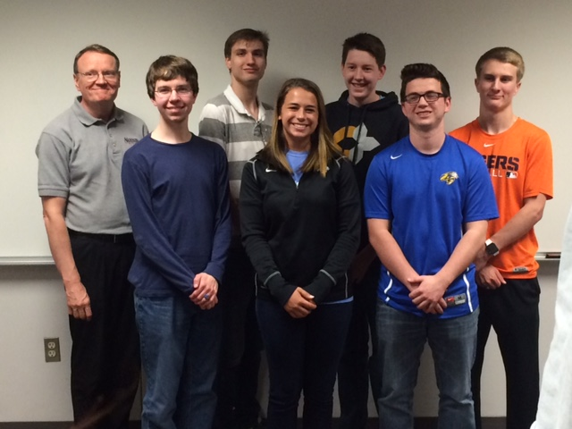 SHERIDAN HIGH SCHOOL QUIZ BOWL TEAM TO COMPETE AT STATE COMPETITION