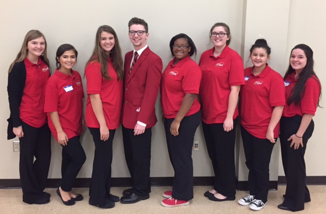 Six Sheridan High School FCCLA Students Earn Medals at STAR Competition